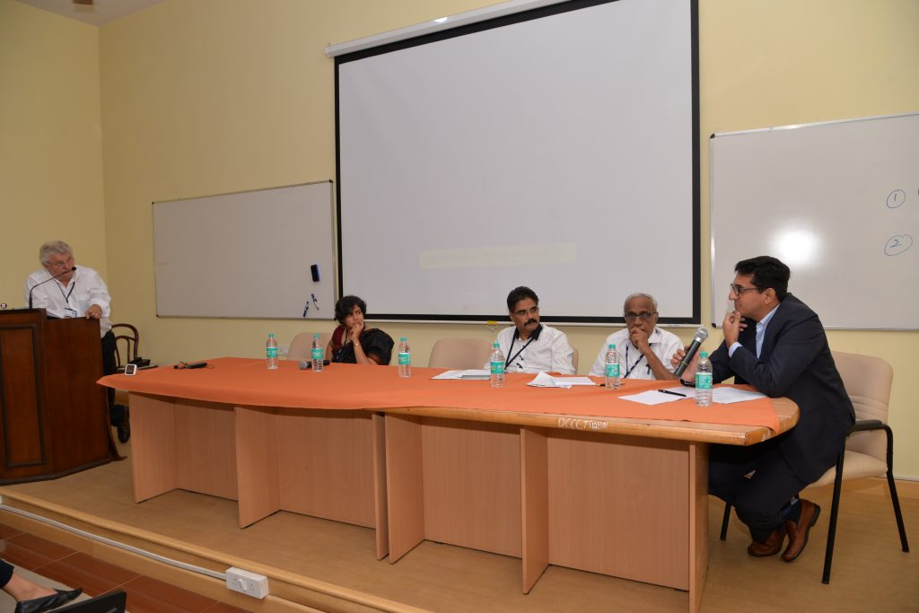 Panel-Bangalore Workshop