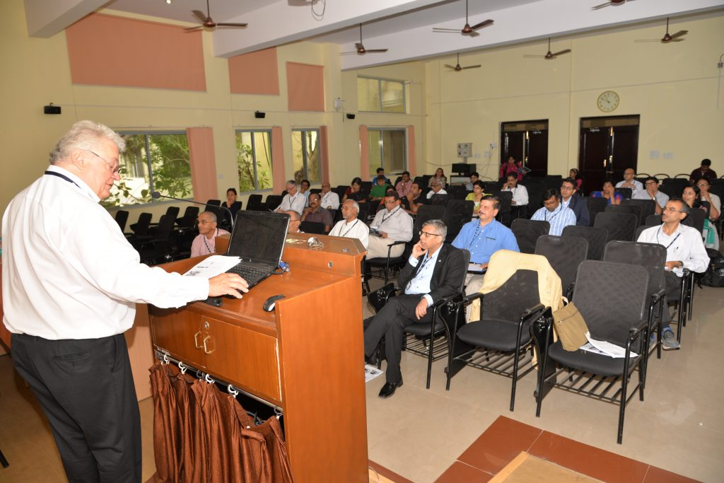 Presentation during Bangalore Workshop