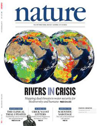Nature Journal - Rivers In Crisis
