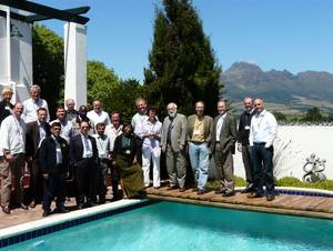 Group Photo -Scientific Steering Committee (SSC) Meeting
