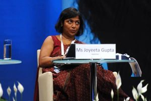 GWSP Scientific Steering Committee Member Joyeeta Gupta